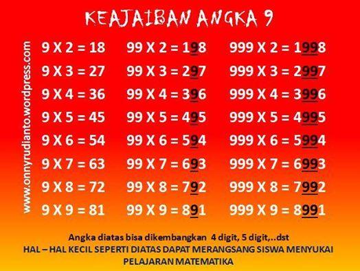keajaiban angka 9