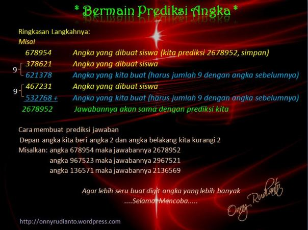 Prediksi angka 2
