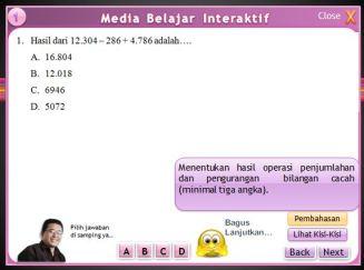 soal interaktif
